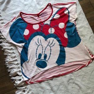 Disney Minnie Mouse top